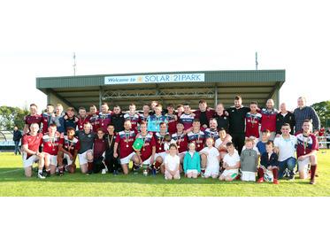 Crossmolina - Tonra Cup Winners 2019