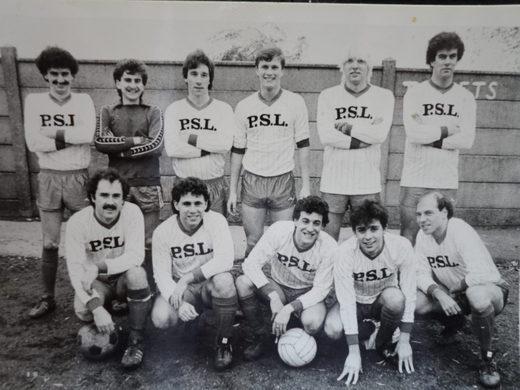 1984-85 Heaton Park Rangers