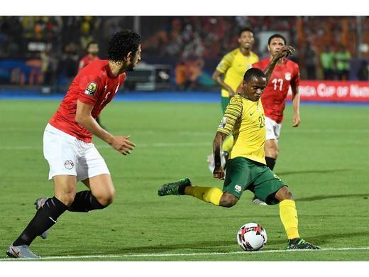 Bafana plot Nigeria's downfall