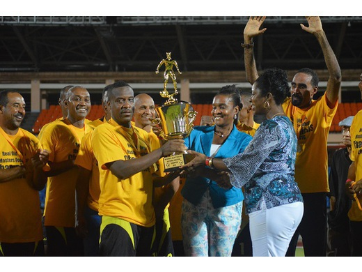 Just Sports National Masters Football 2018