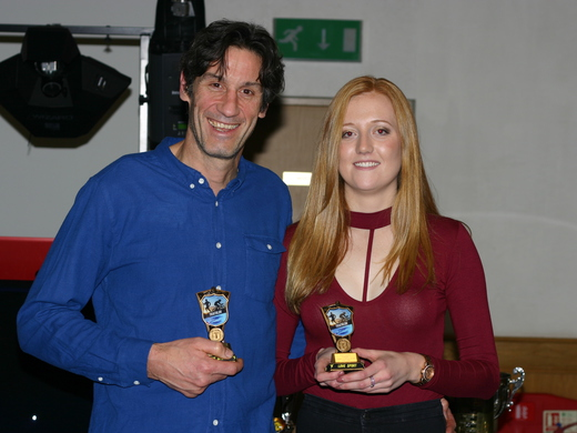 Photos from the presentation evening