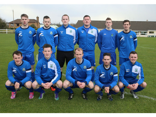 Manulla pictured before the Liam MCEntee Charity Shield Final