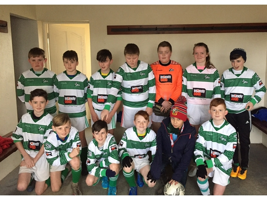 Dunmanway Town U13PL - Season 2017-18