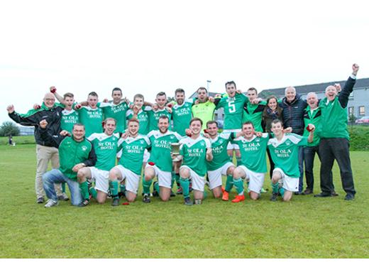 Thorfinn win the A League