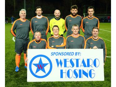 Swinford B Masters Team
