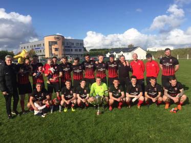 Elverys Sports Super League Champions 2017 - Westport United