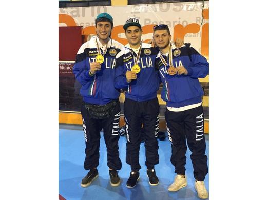 Mondiali In Line Junior Rosario 2015: 3 Realini sul podio