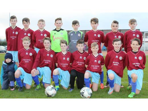 15 Skechers Cup R3 Ardee Celtic 0-1 Parkvilla A (aet)