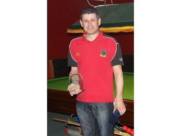 Averages Runner Up - Ian Butler