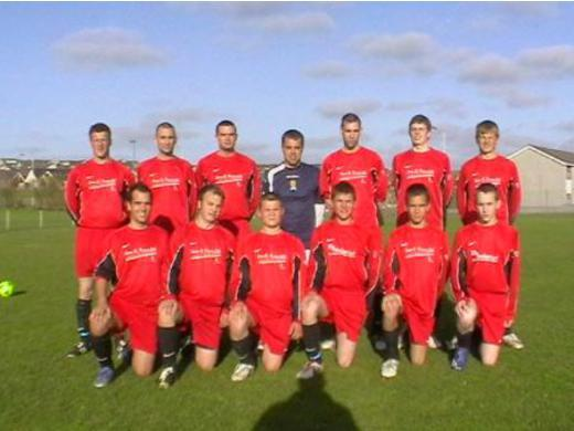 RENDALL FC - 13th May 2008
