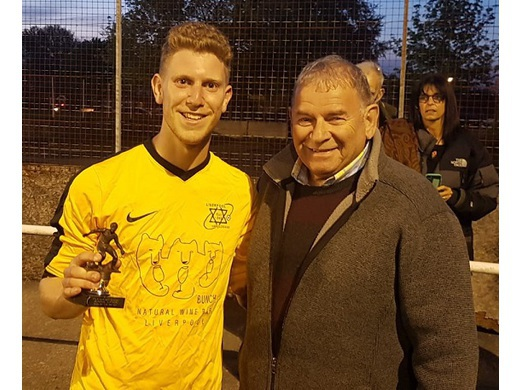 Maxim Green - Man of the Match - Shonn Final 2017-18