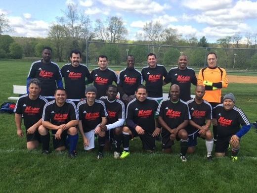 Orange O40 2016 team pic