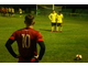 View from the dugout - St Mags VS Southend Manor