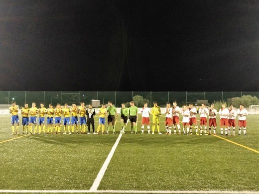 Campeonato Distrital Juvenis 1ª. Div - 1ª. Fase: 6ª Jornada