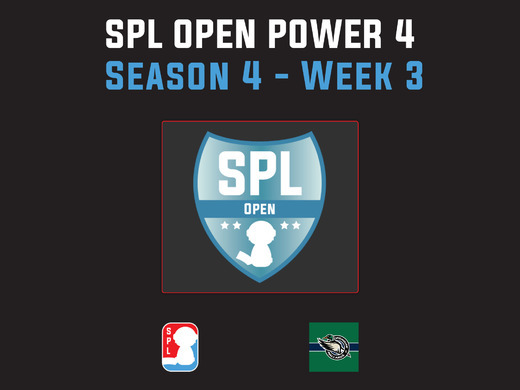 SPL S4 Open Division Power 4 - Week 3