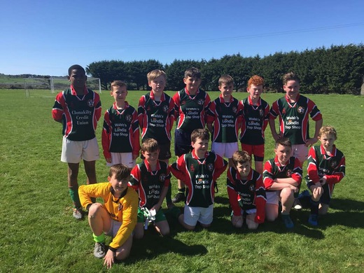 Clonakilty AFC U12 - 2017-18 Season