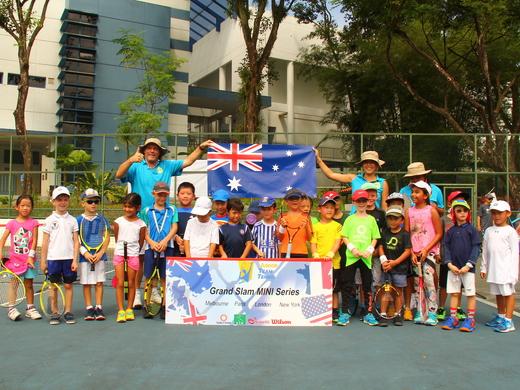 Grand Slam MINI Melbourne & FAST4 U12 LAUNCH