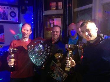 Buck A - Premier Division Winners (Summer 2014)