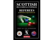 Scottish Billiards & Snooker Referees' Association - Club Logo