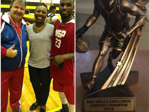 ABA League Australia Hopeful Makes Good On All Star Weekend Debut USA