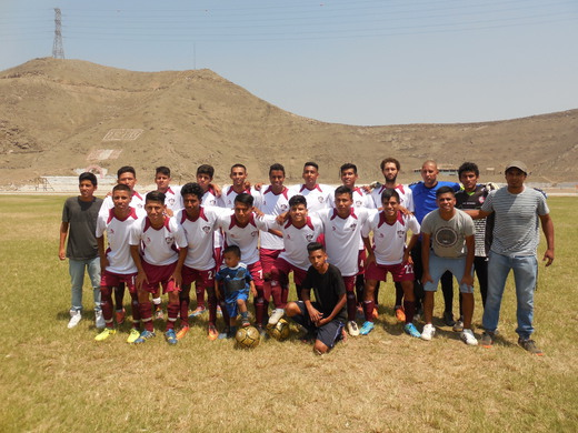 Defensor Lima FC 2018.