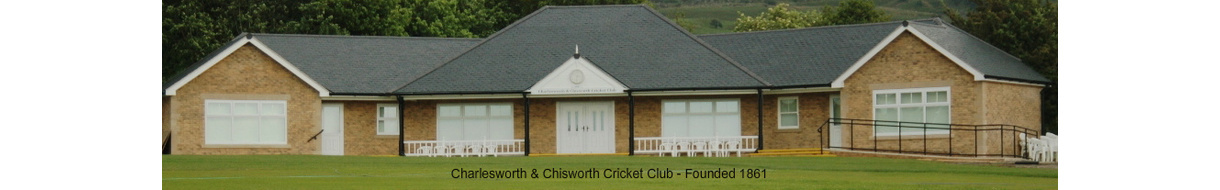 Charlesworth & Chisworth Cricket Club