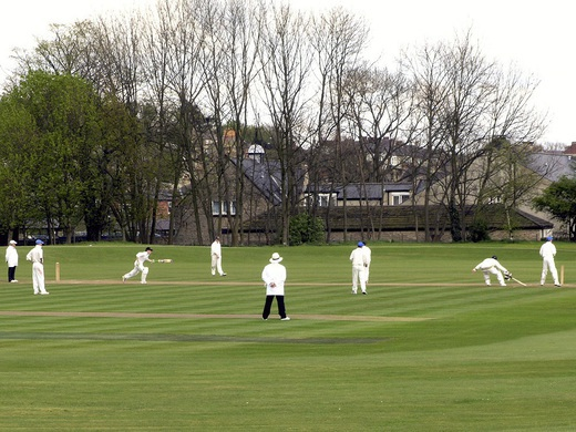 Cricket Education at MyerscoughCollege