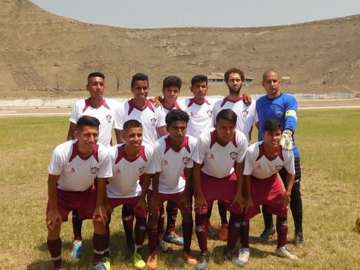 Defensor Lima FC Campeón 2018.