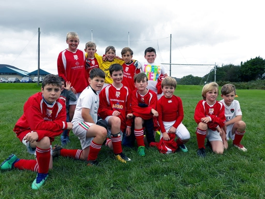 Beara United U12 - 2018 Season