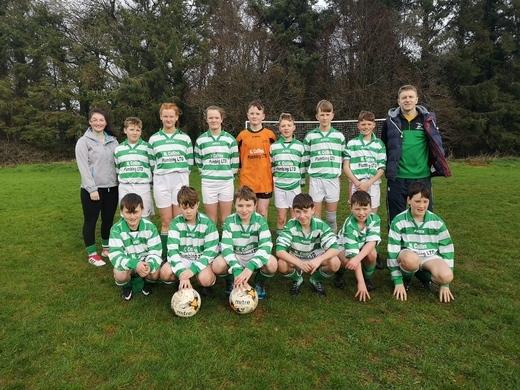 Togher Celtic U14 - SuperValu U14 Division 1
