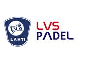 LVS Padel hallisarja - Logo