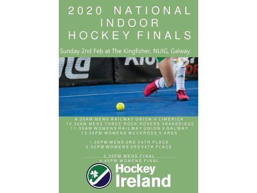 2020 National Indoor Hockey Finals