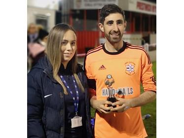 Man of Match - Shonn Final 2018-19 - Rafi Kay