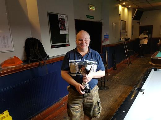 League Cup Winner 2016, Mick Jones