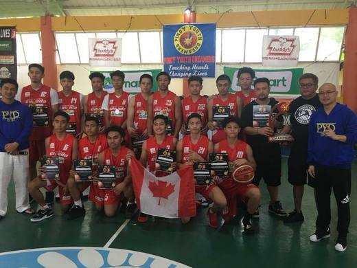 Crossover Canada SMART are Back to Back 18U Dreamers International Basketball Challenge Champion