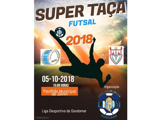 Supertaça de Futsal 2018-2019