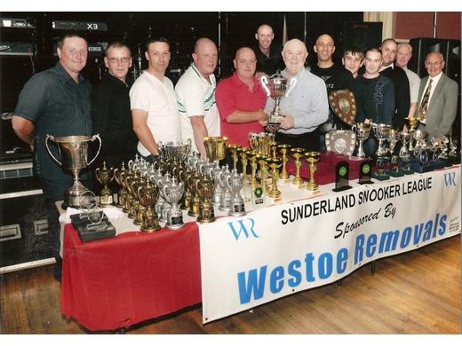 Snooker Presentation 2010