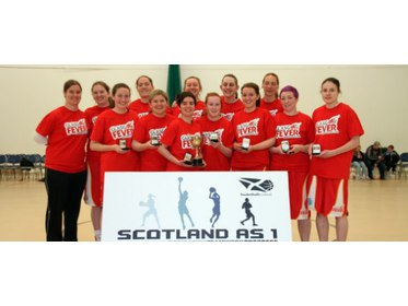 Glasgow Fever Chairman's Cup Winners 2013
