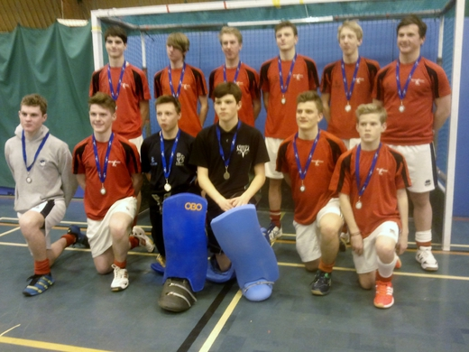Midland U18 Indoor Boys 2015