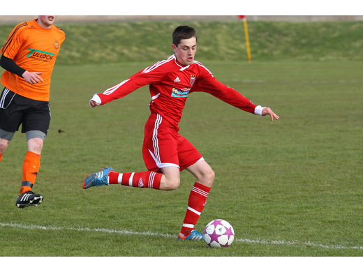 John Pickles in Rendall v Whitedale friendly - 2013