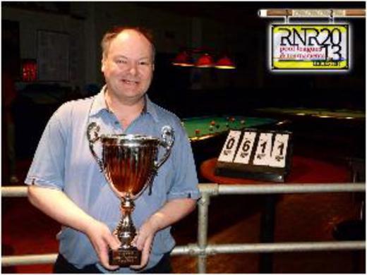 League cup winner winter 2013 Mick Jones