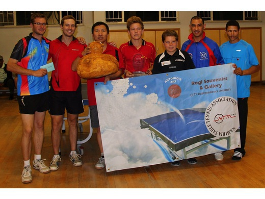 Rogl Souvenirs & Thema Trading Singles League 2015 a massive success