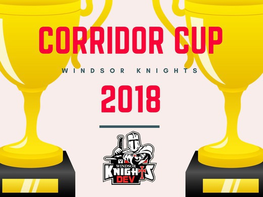 Knights Enter The Corridor Cup