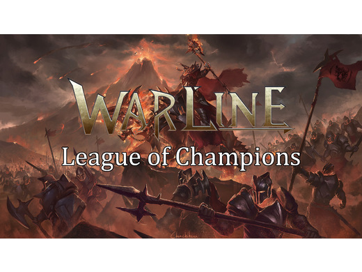 The WARLINE League of Champions Begins!