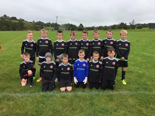 Skibbereen Dynamos U12 - 2018 Season