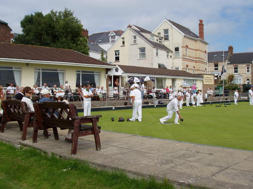Welcome to Ashleigh Road the home of Barnstaple Bowling Club
