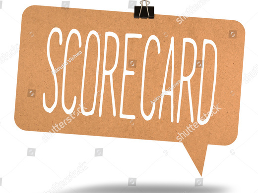 Please fill in all match scoresheets with each player's proper first and last names. Thank you