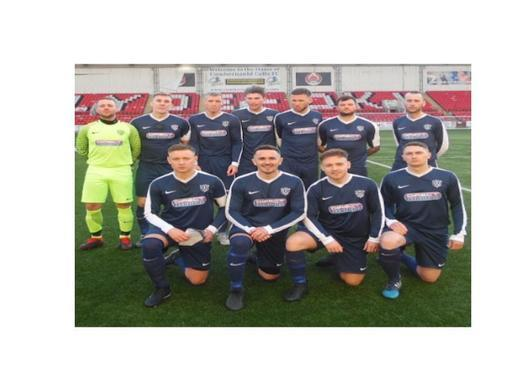 Thorn Athletic win 18/19 Premier Division