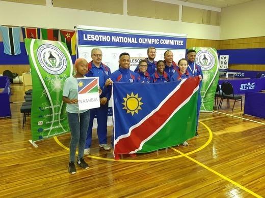 Namibian Team 2019