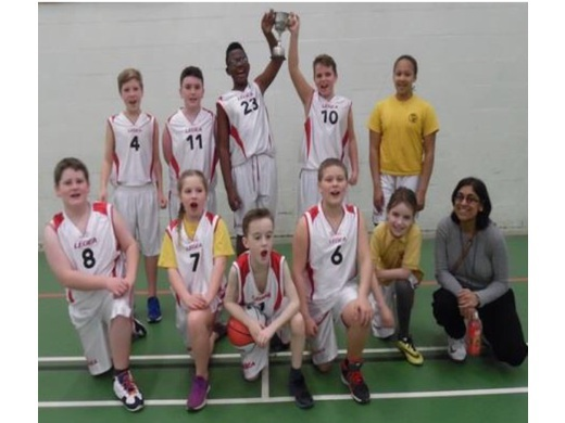 St Wilfrids Primary School new School Champions